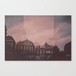 Duo Canvas Print