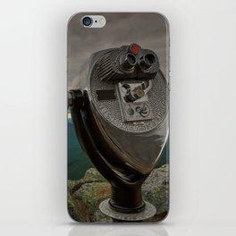 Lake Placid Vista iPhone Skin