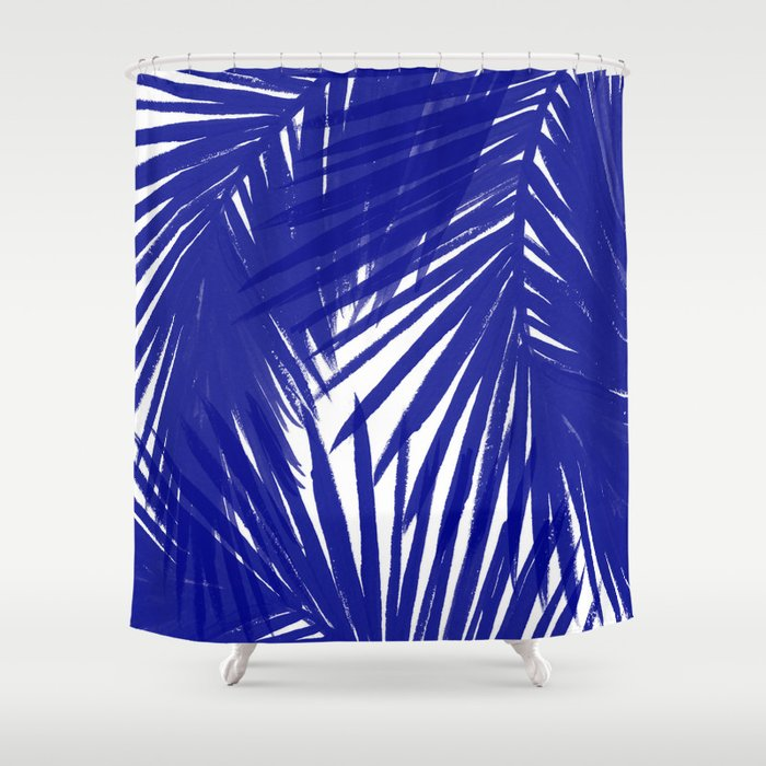 Palms Royal Shower Curtain By Caitlinworkman