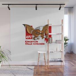 Kingston Falls Chicken (2) Wall Mural