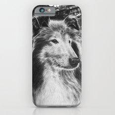 Rough Collie Dog Slim Case iPhone 6s
