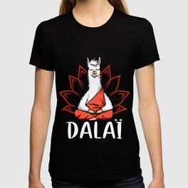 Funny Dalai Llama gift T-shirt