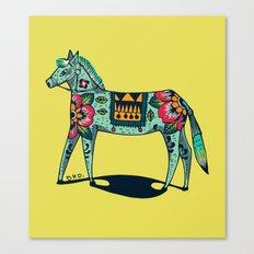 Ngựa Canvas Print