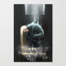 Recharge: Stasis Canvas Print