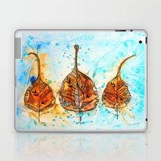 wisdom leaves Laptop & iPad Skin