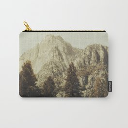 Mountains so high Carry-All Pouch