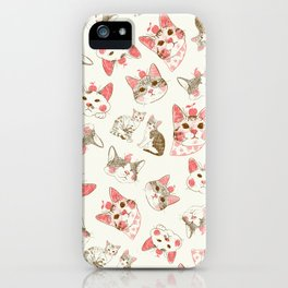 the apples of my eyes iPhone Case