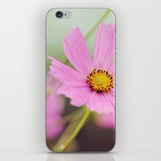 Earth laughs in flowers iPhone & iPod Skin