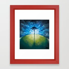 Treelogy 1 Framed Art Print