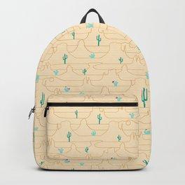 The Call of the Desert Backpack