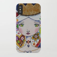 TO THINE OWN SELF BE TRUE Slim Case iPhone X