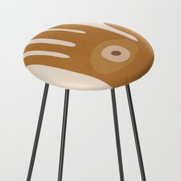 Hamsa Hand Counter Stool