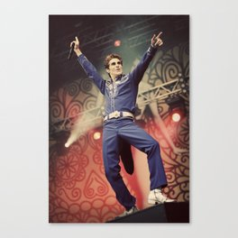 Janes Addiction's Perry Farrell Canvas Print