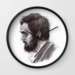 Stanley Kubrick Wall Clock