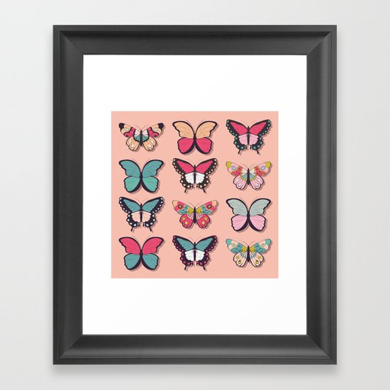 Butterflies collection 03 by bluelela