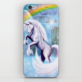 Unicorn and Sparkles - Day iPhone Skin