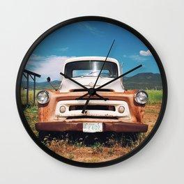 International Wall Clock