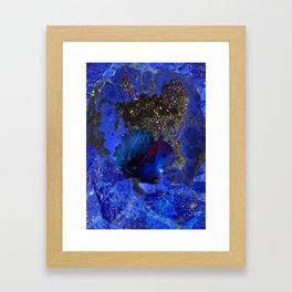 Magic Invasion Framed Art Print