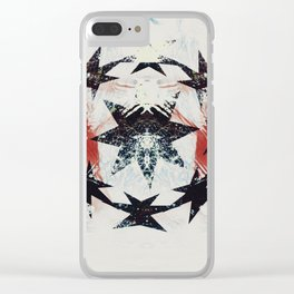 iDeal - Chaos Theory - original Clear iPhone Case