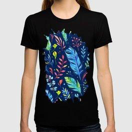 Feathers Pattern 02 T-shirt
