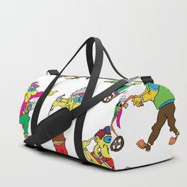 golfers athletes Duffle Bag