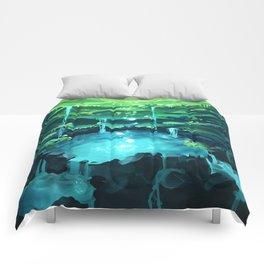 Underground Comforters