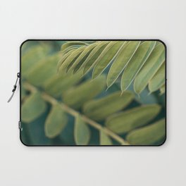 Layers Of Green #1 Laptop Sleeve