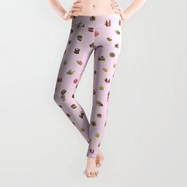 Felt French Pastry Leggings