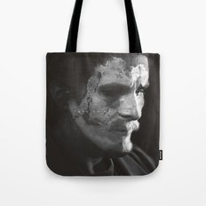 Die a hero Tote Bag