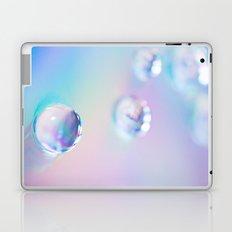 droplets*blue Laptop & iPad Skin