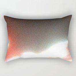 Abstracte Light Art in the Dark 17 Rectangular Pillow