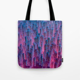 City of Light Tote Bag