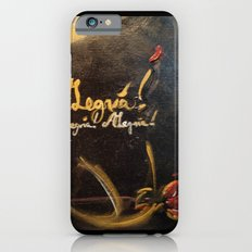 Alegria! Alegria! Alegria! Slim Case iPhone 6s