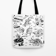 Frenemies Tote Bag