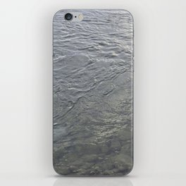 Bow River iPhone Skin