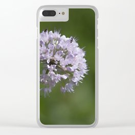 Small Bouquet Clear iPhone Case