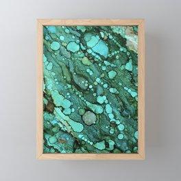 River Framed Mini Art Print