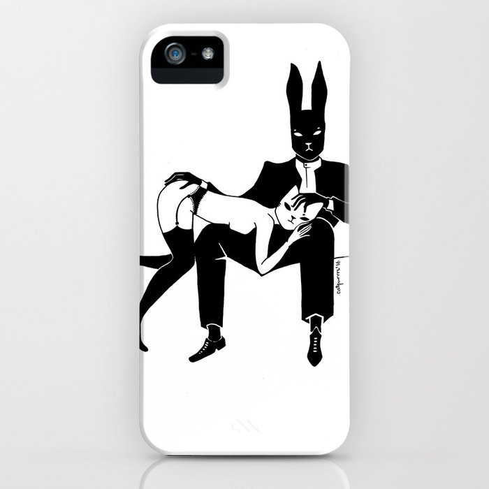 Master and servant iPhone Case