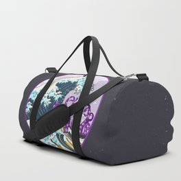 GREAT KRAKEN WAVE Duffle Bag