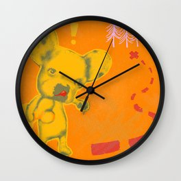 """Part 01: """"More Than The Deepest Bones"""" Wall Clock"""