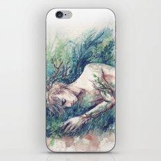 adam parrish - magician iPhone & iPod Skin