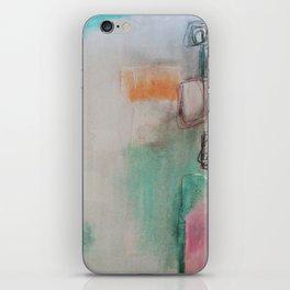 white space.  iPhone Skin