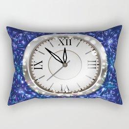 New Year decoration Rectangular Pillow