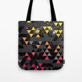 Gradient Space Tote Bag