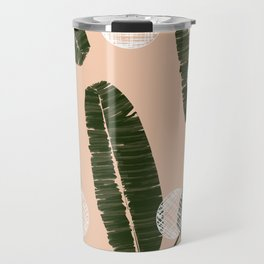 Palms & Dots #society6 #decor #buyart Travel Mug
