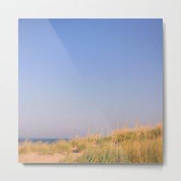 Sun Coast Metal Print