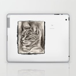 Cat Drawing Laptop & iPad Skin
