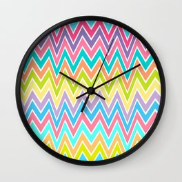 Unstable Chevs Wall Clock