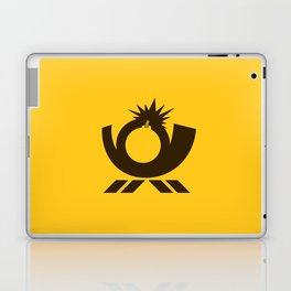 MailBomb Laptop & iPad Skin