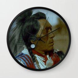 Rabbit Head - Hidatsa - American Indian Wall Clock